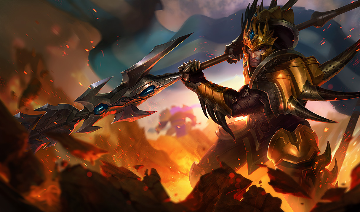 Are you ready for Patch 419? - League of Legends