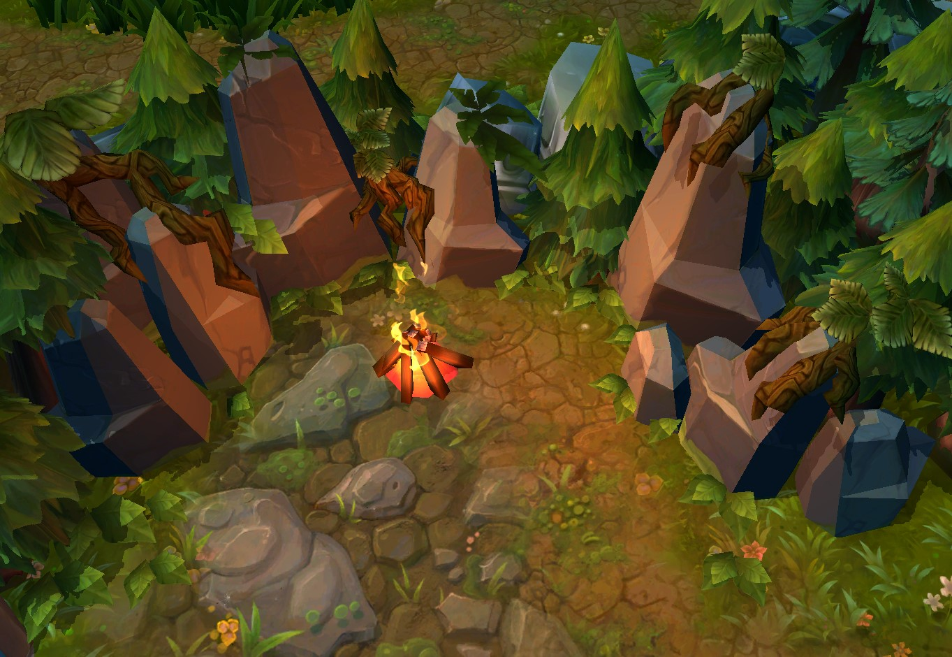 Dev Blog: Defining the Rift\'s Visual Style | League of Legends