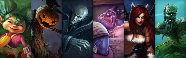 The Haunted Hoard Harrowing sale | League of Legends