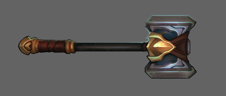 poppys hammer