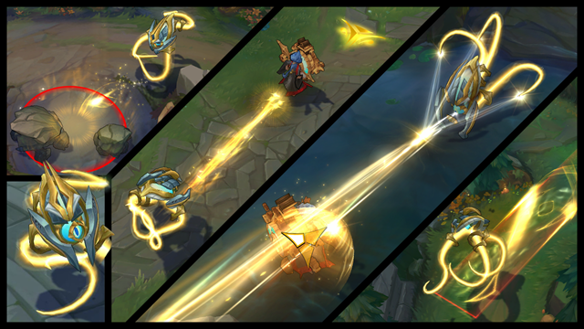Purify all you survey with Arclight Vel'Koz | League of Legends