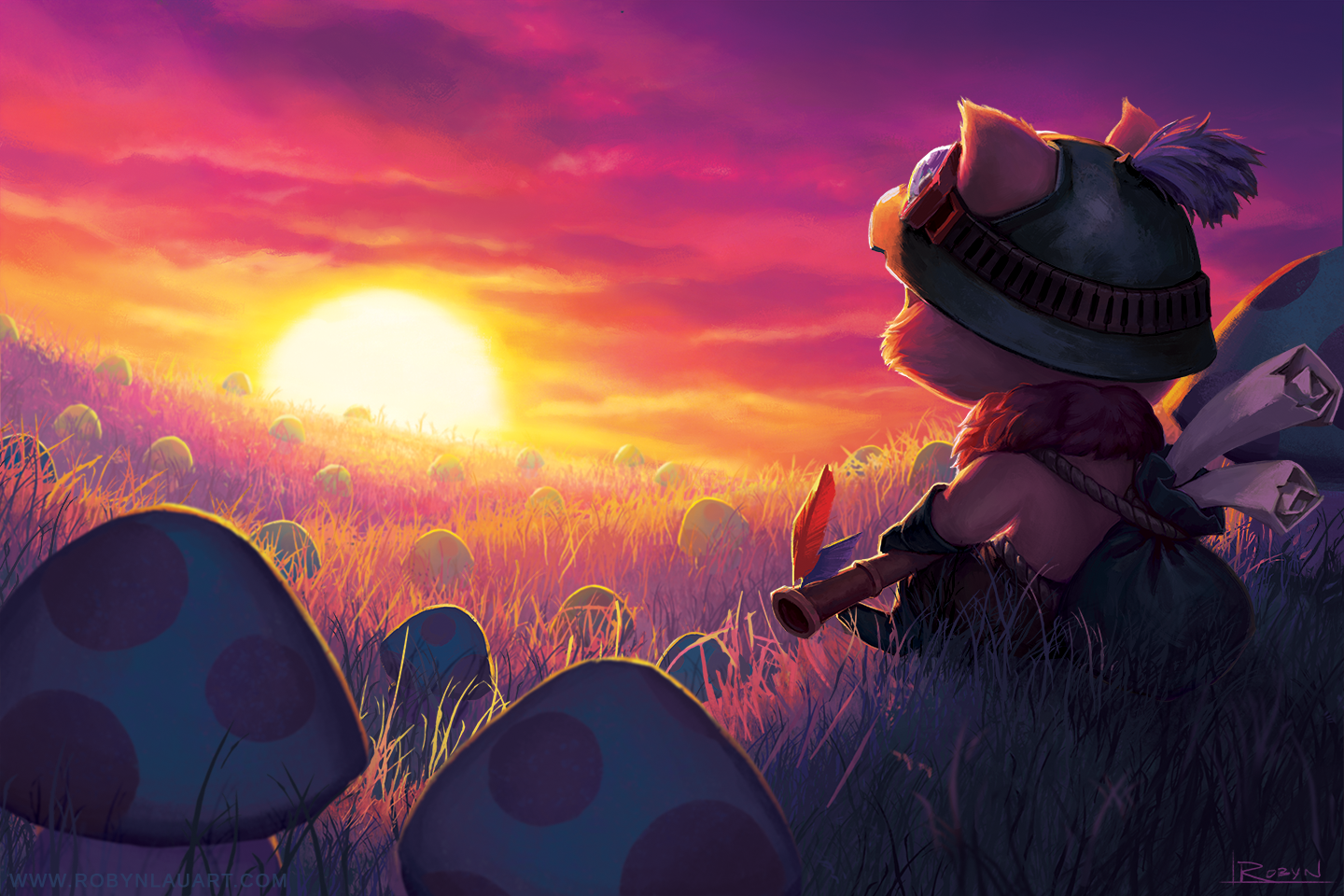 The Birth of Evil: Teemo | League of Legends
