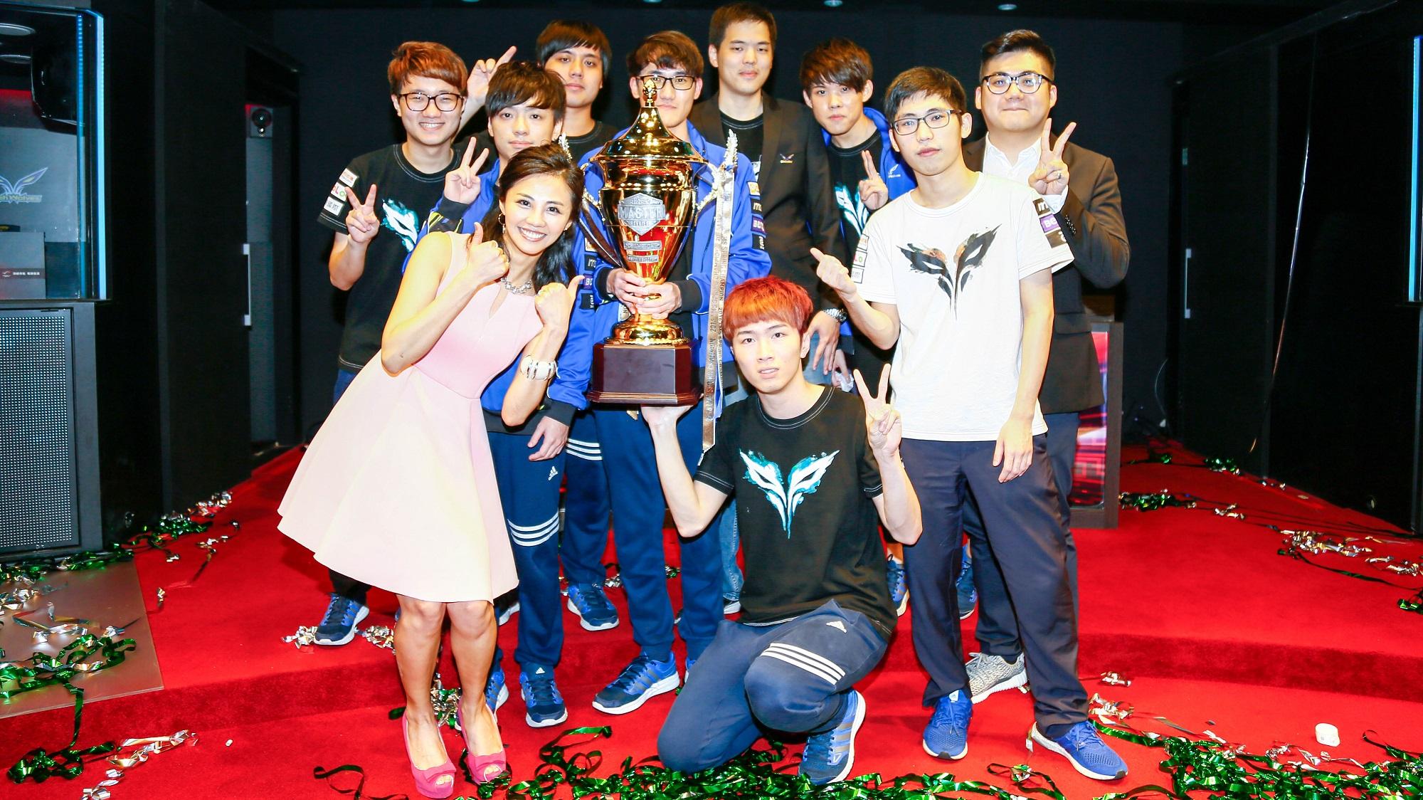 league of legends lms