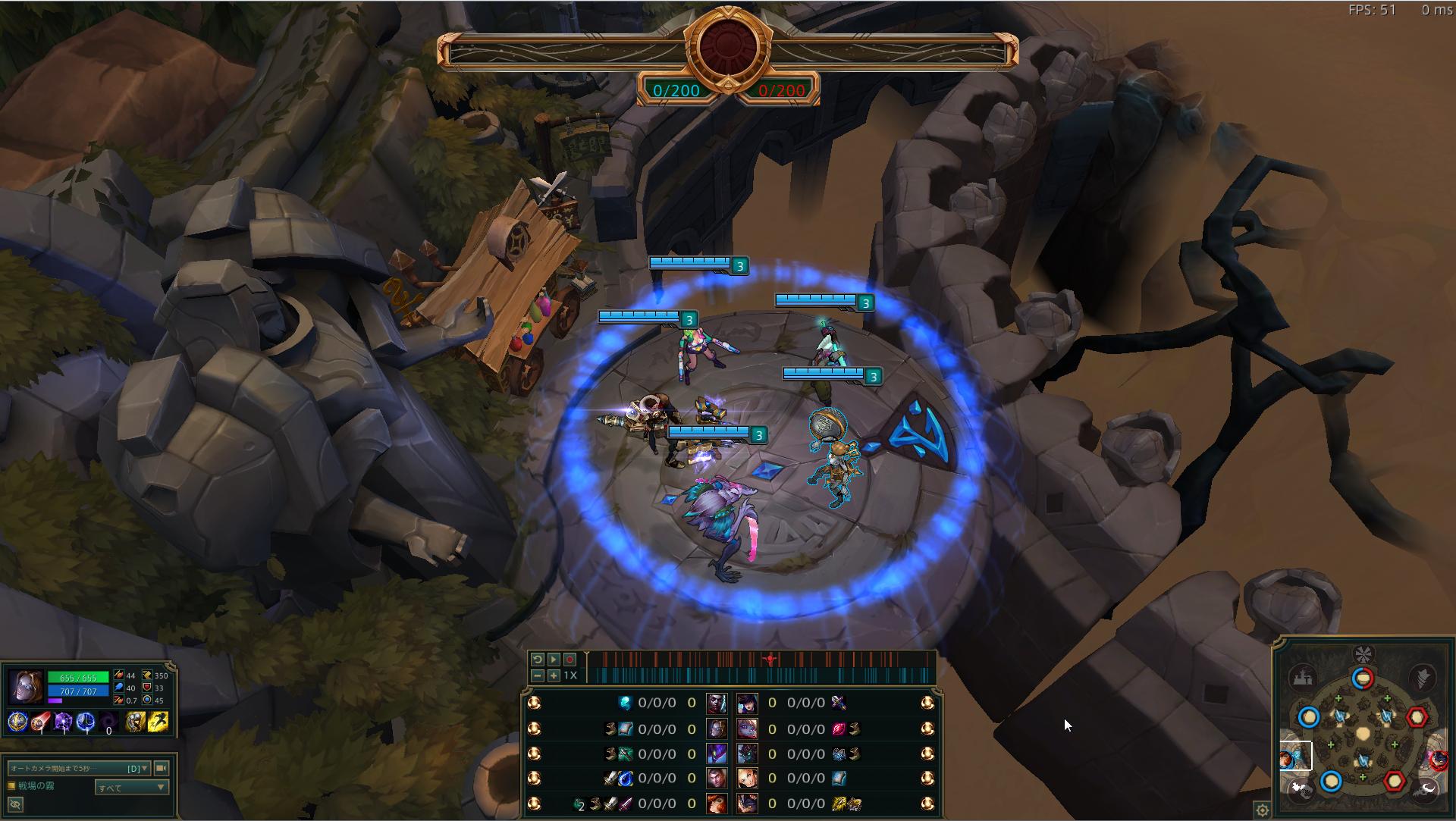 ポンコツライター、 アセンションで遊ぶ。 | League of Legends