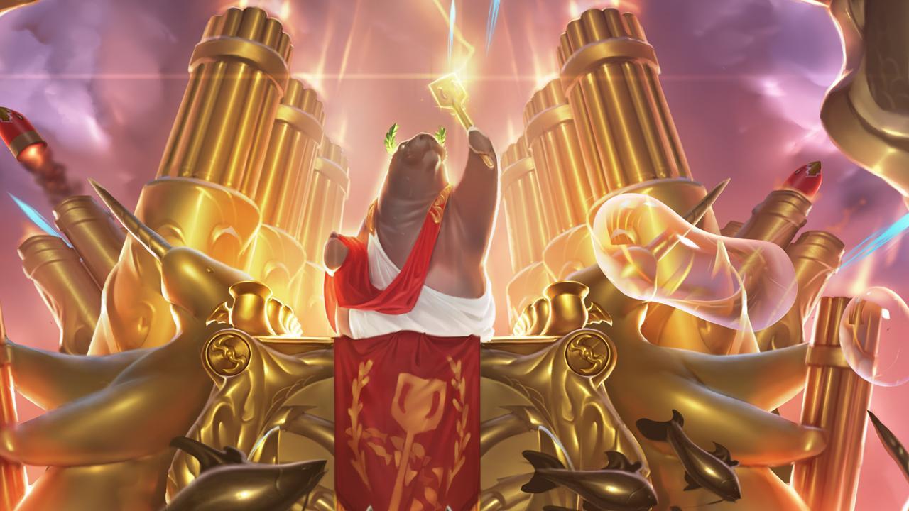 Mehr Erfahren Erzrivalen 2018 League Of Legends