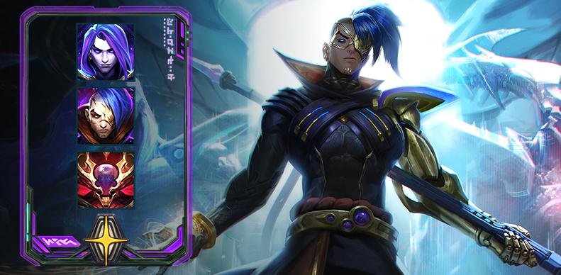 Bd Kayn Learn More Odyssey League Of Legends