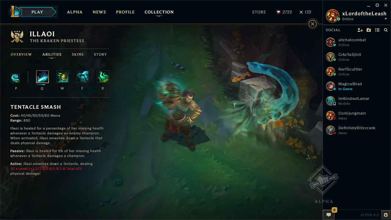 League Of Legends New Client Build