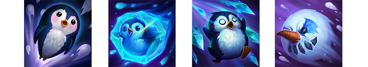 Snowball Fight icons (Legacy - 100 IP)