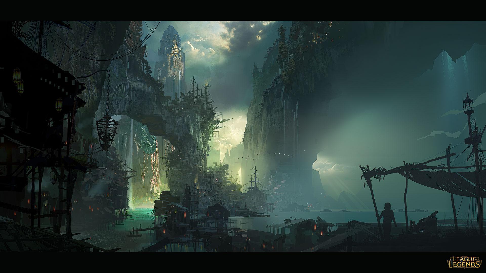 Dev Blog: Exploring Runeterra | League of Legends