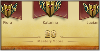 Champion Mastery | League of Legends