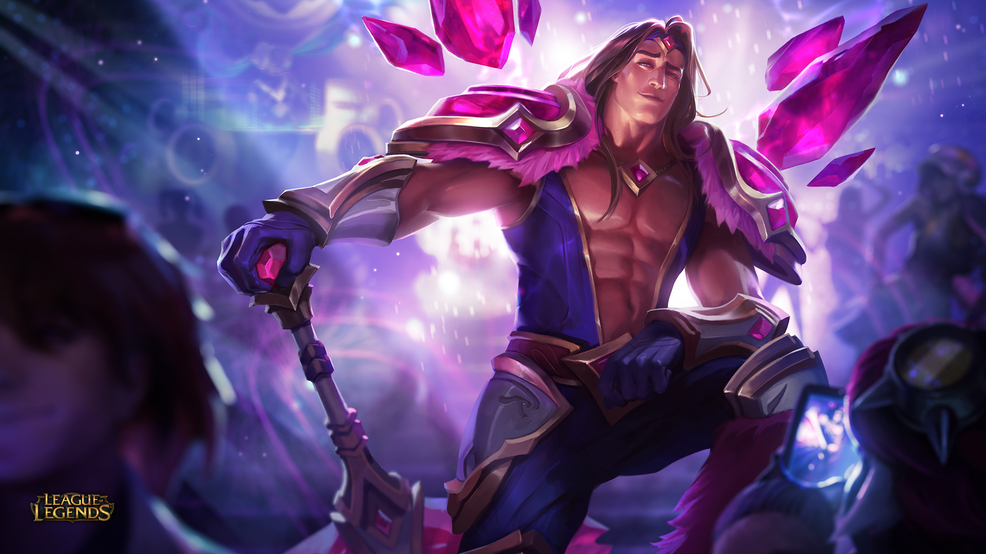 [Image: Taric_FifthAge_Splash_Wallpaper.jpg]