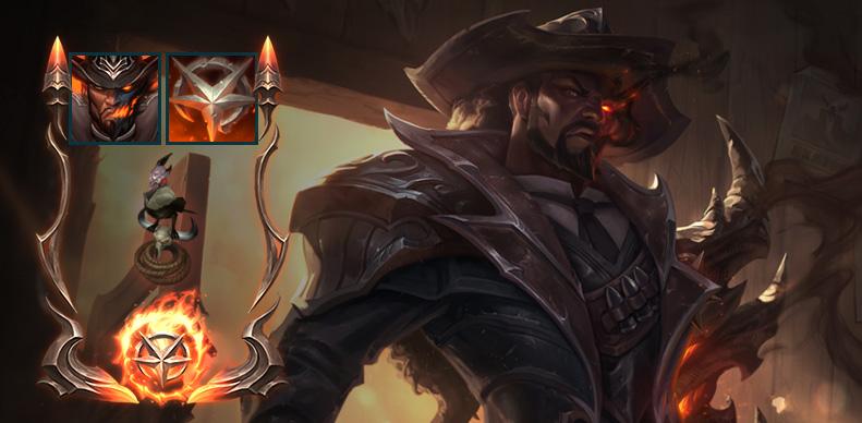 High Noon Lucian Thresh And Urgot League Of Legends