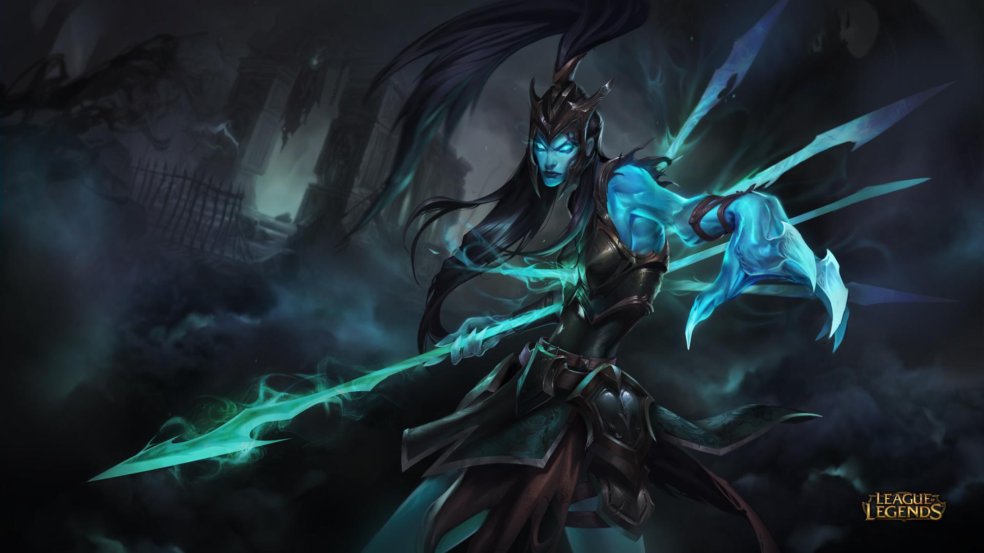 Kalista The Spear Of Vengeance Revealed League Of Legends