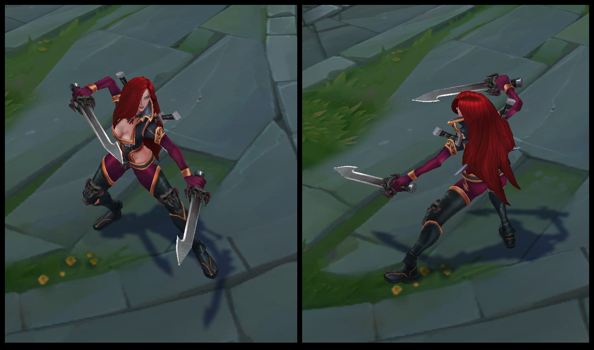 The gallery for --> High Command Katarina