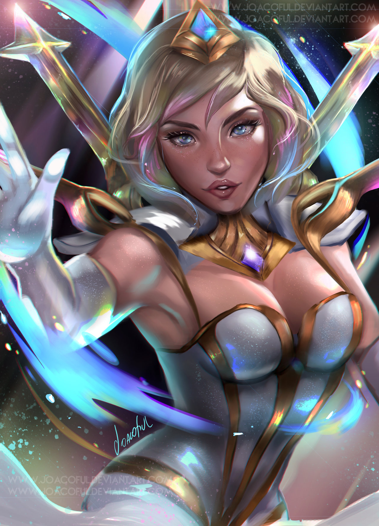 League of legends lux