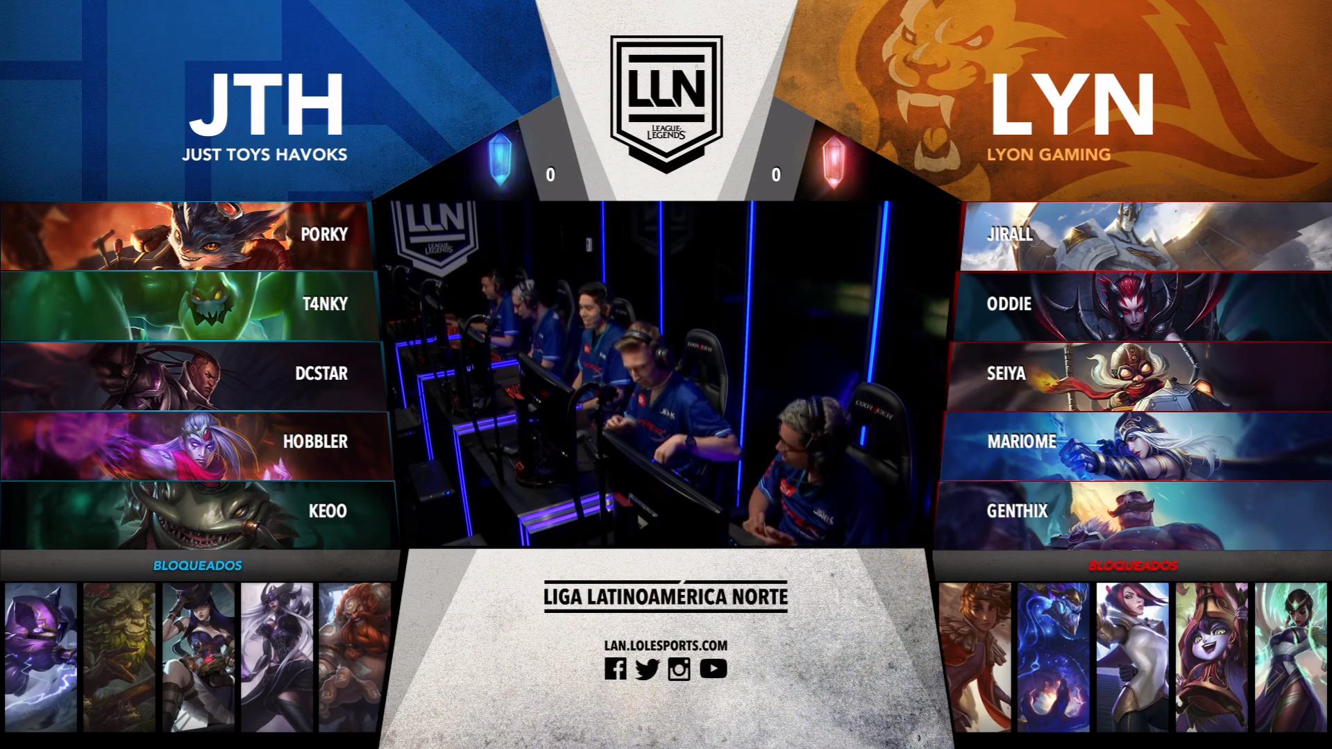 De olho em LAN: Um guia para o Rift Rivals - LoLeSports BR